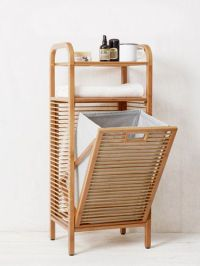 25+ best ideas about Laundry basket shelves on Pinterest