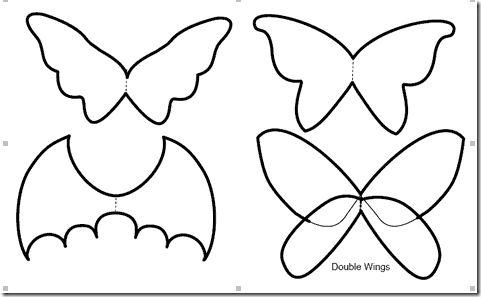 Cómo hacer alas para disfraz de cualquier clase