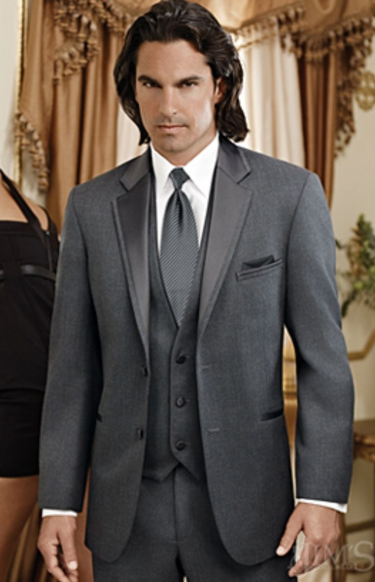1000 ideas about Grey Tuxedo on Pinterest  Groom tux Groomsmen suits and Grey suits
