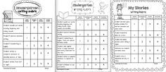 25+ best ideas about Kindergarten Rubrics on Pinterest