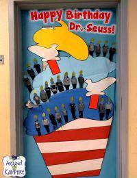 Dr Seuss Classroom Door Decorating Ideas 183 Best Images About On Pinterest