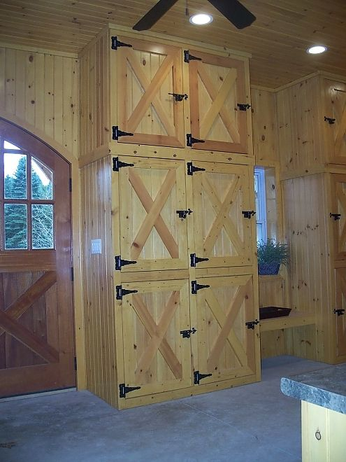 modern kitchen hardware best floor for tack room lockers/cabinets | barn pinterest barns ...
