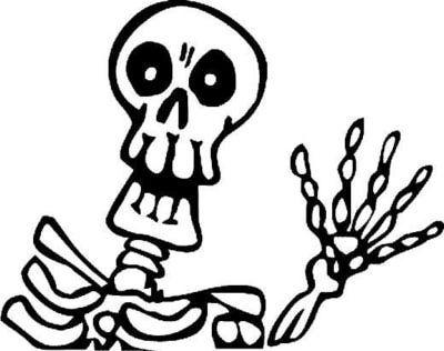 17 Best ideas about Skeleton Template on Pinterest