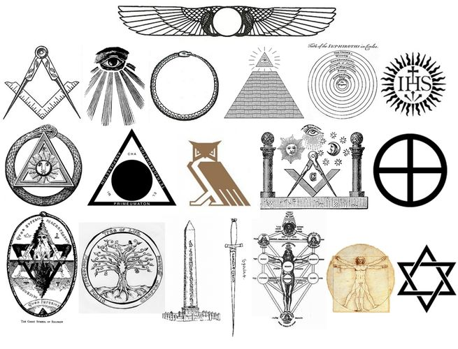 Ancient Demonic Symbols And Meanings