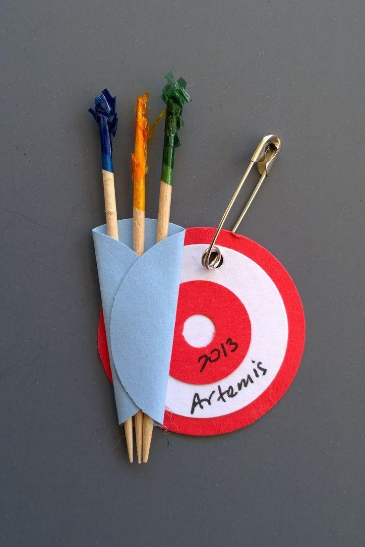 Pin Archery Arrow Diagram On Pinterest