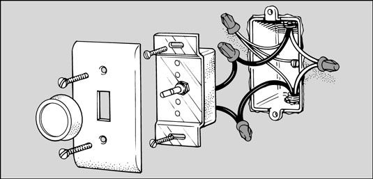 single light switch wiring diagram australia poe cat5 chief delphi power over ethernet for 2017 1000+ images about faucet dimmer on pinterest | switches, pig tails and the used