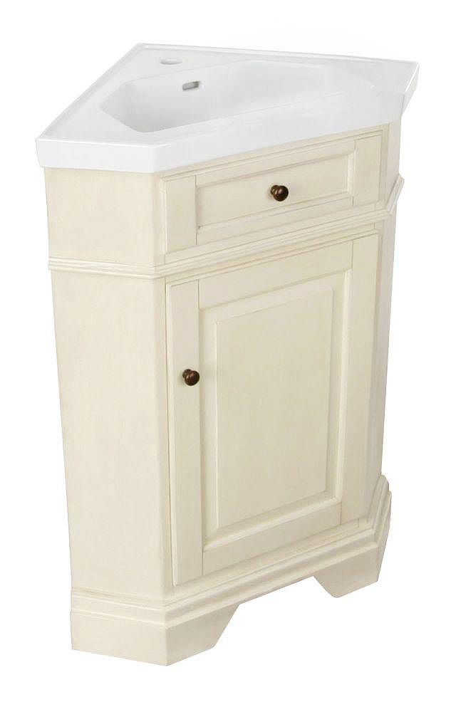 Corner Sink Vanity  WoodWorking Projects  Plans