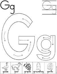 25+ Best Ideas about Letter G Activities on Pinterest ...