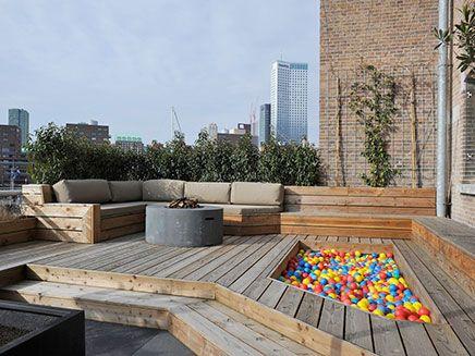 Die besten 25 Dachterrasse Ideen auf Pinterest  Dach
