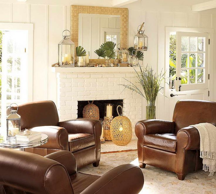 25+ best ideas about Brown leather furniture on Pinterest