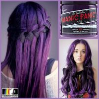 25+ best ideas about Manic Panic Purple on Pinterest ...