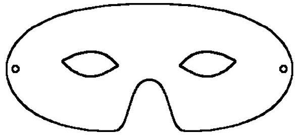 Kids Will Love This Free, Printable Eye Mask Template