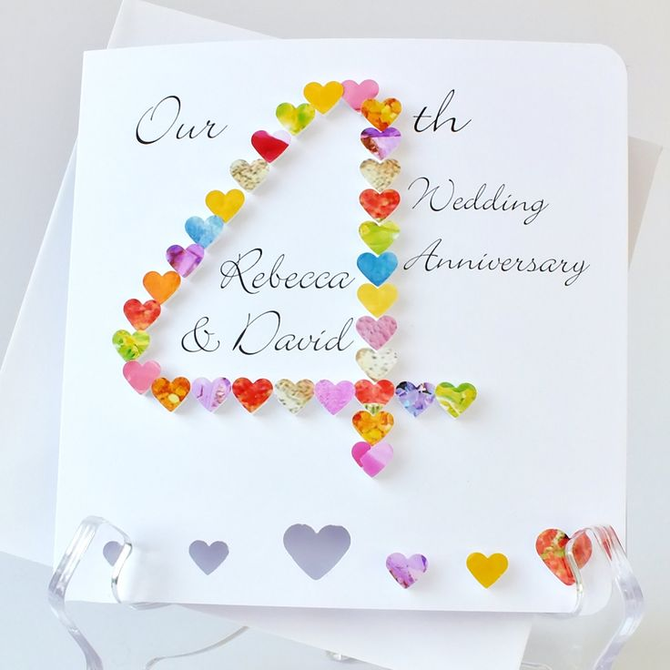17 Best ideas about 4th Wedding Anniversary on Pinterest  4th anniversary gifts 4th wedding