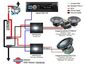 Car Sound System Diagram Basic wiring \x3cb\x3ediagram\x3cb\x3e for \x3cb\x3ecar audio\x3cb