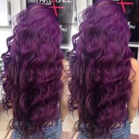 Dark Plum Purple Hair Color | www.pixshark.com - Images ...