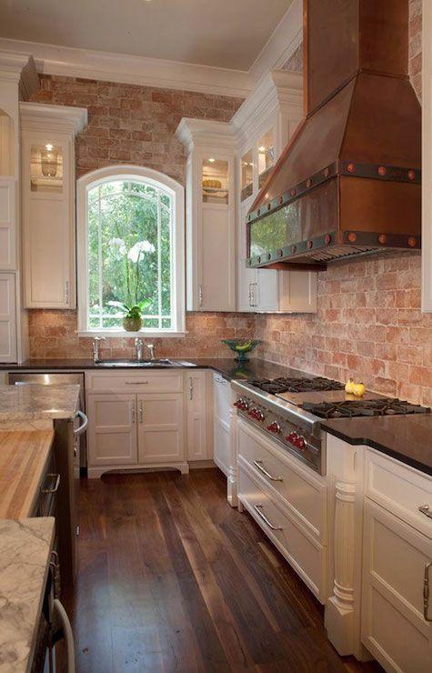 25 Best Ideas About Kitchen Brick On Pinterest Exposed