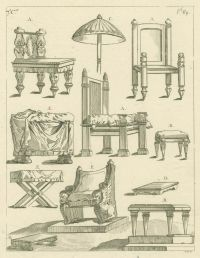 105 best Ancient Roman furniture images on Pinterest