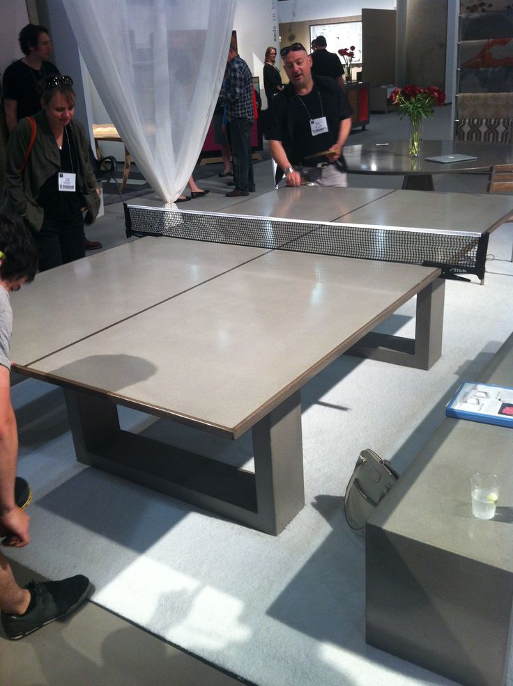 17 Best Images About Cement Ping Pong Tables On Pinterest