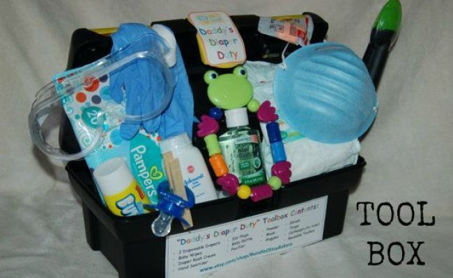 17 Best Images About Baby Shower Dad Basket Ideas On