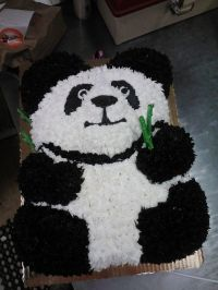 17 Best images about Panda Cakes on Pinterest | Panda baby ...