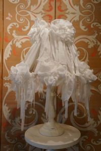 728 best shabby chic lampshades! images on Pinterest