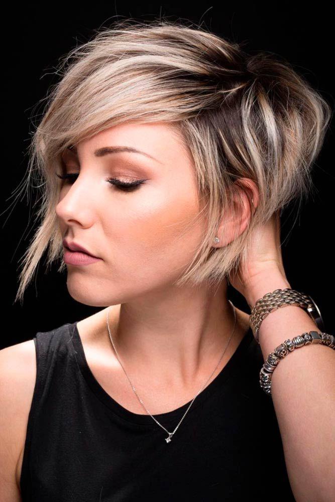 Best 25 Short asymmetrical hairstyles ideas on Pinterest  Long asymmetrical pixie Pixie bob