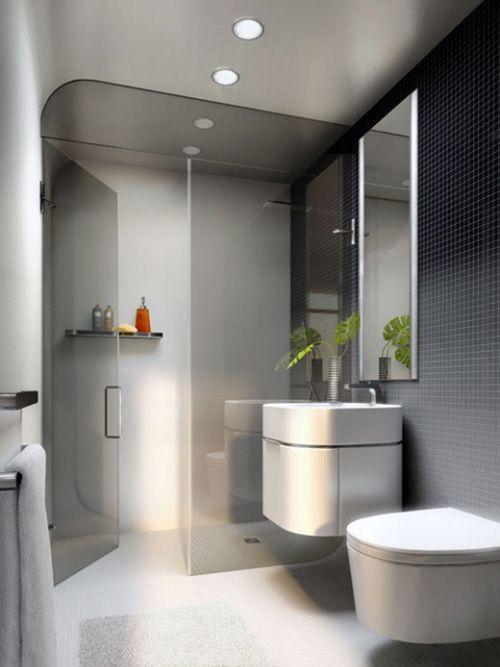 25 Best Ideas About Modern Small Bathrooms On Pinterest