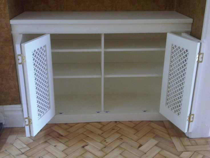 Concertina Doors On Alcove Cabinet Www