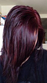 black cherry hair ideas