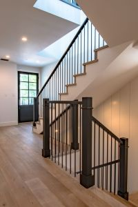 25+ best ideas about Black banister on Pinterest ...