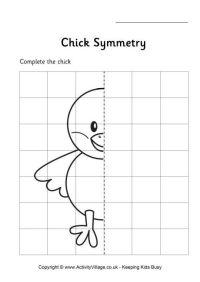 The 25+ best Symmetry worksheets ideas on Pinterest ...