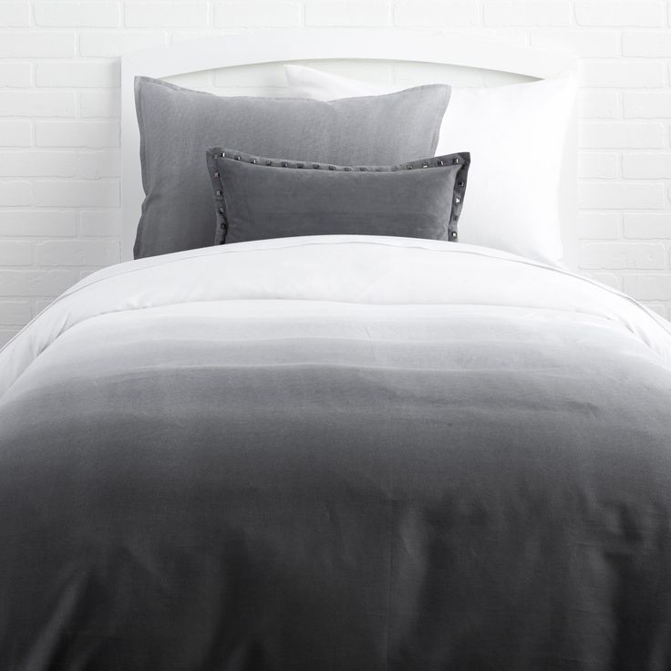 Ombre Duvet And Sham Set Ombre Duvet Covers And Grey Ombre