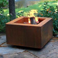 "Vesta Fia 30"" Wood Burning Fire Pit | Wood burning fire ..."