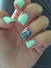 ideas summer nail