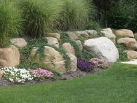 pics of landscaping with large rocks - Google Search ...