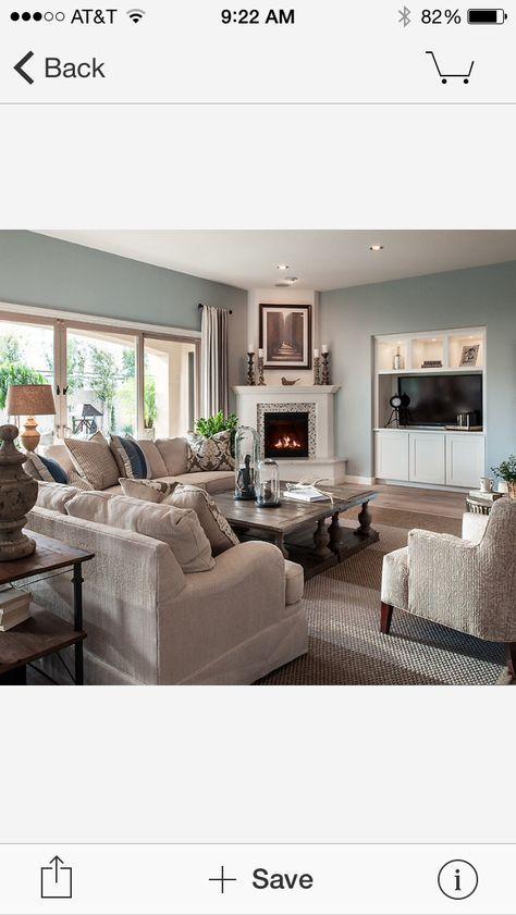 Best 25 Fireplace furniture arrangement ideas on