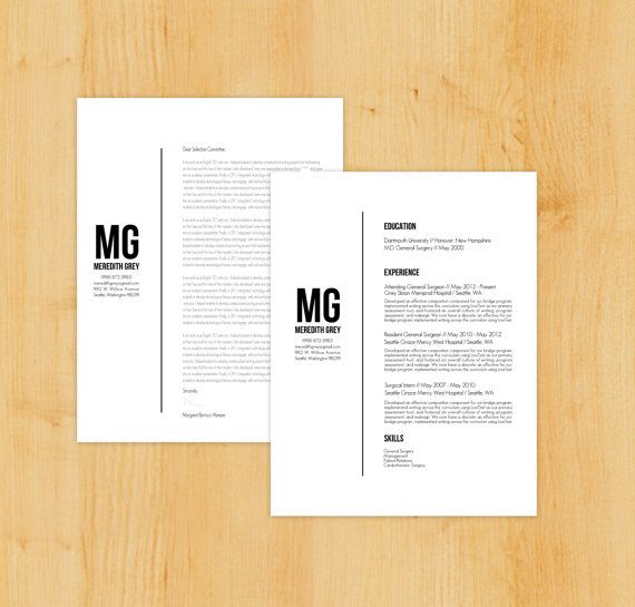 25 best ideas about Cover letter design on Pinterest  Creative cv Simple cover letter and