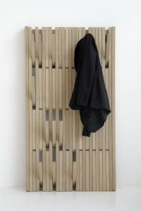 Coat Rack Wall Mounted Wood