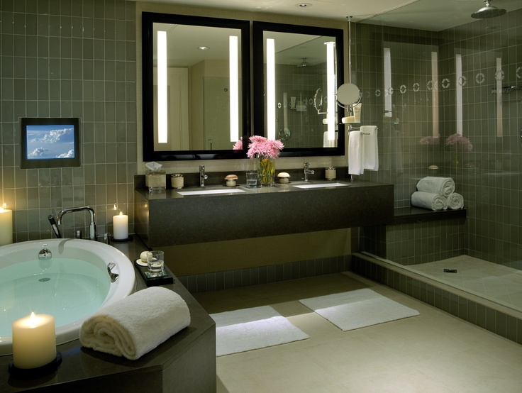 88 best images about Jacuzzi Suites and InRoom Hot Tubs on Pinterest
