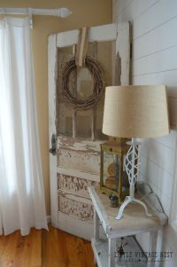 Discover 17 best ideas about Vintage Door Decor on