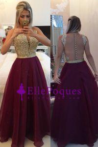 78+ ideas about Maroon Prom Dress on Pinterest