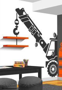 25+ best ideas about Construction Nursery on Pinterest ...