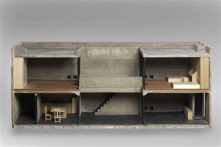 Ando Tadao  Maison Azuma Sumiyoshi Osaka  Photo C