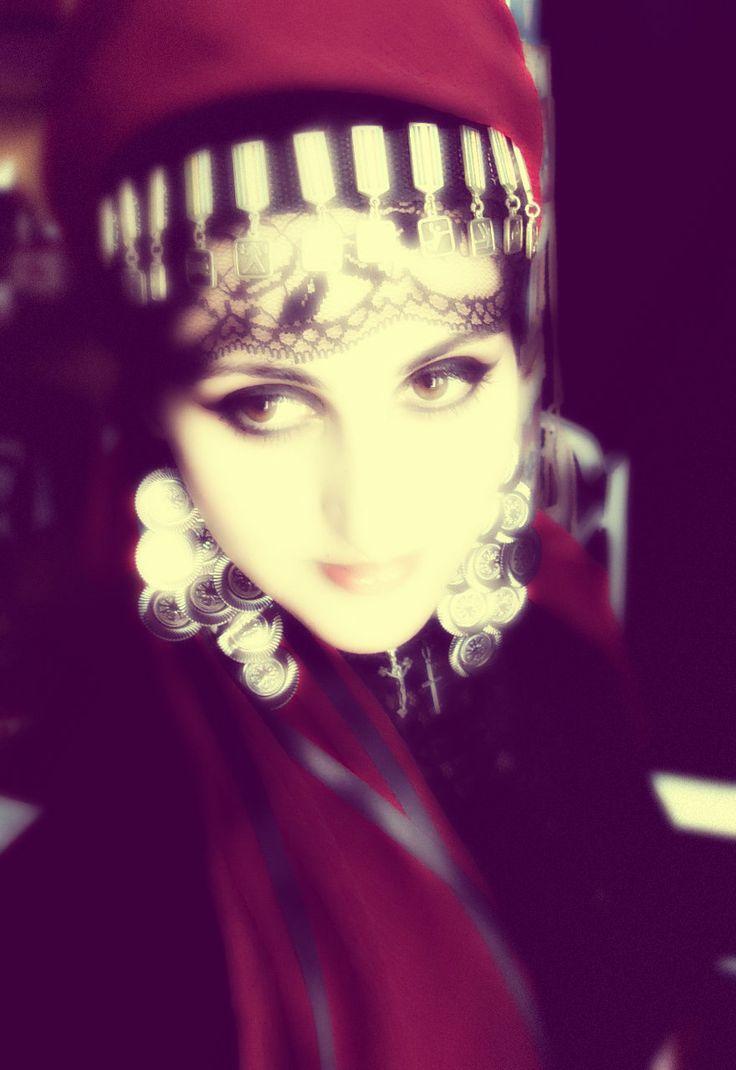 142 best images about Armenian Headdresses on Pinterest