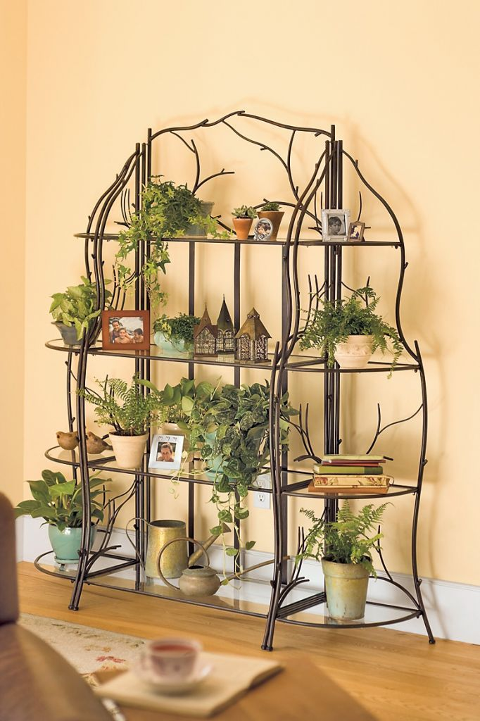 Interior Plant Stands Indoor Help You Inserting Green