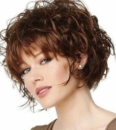 Best 25 Frisuren Locken Kurz Ideas On Pinterest