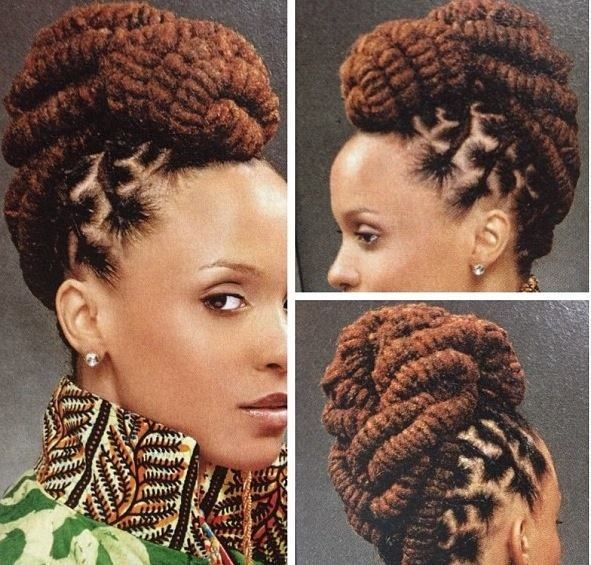 The 121 Best Images About Loc Love On Pinterest Updo Beautiful