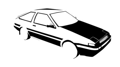 17 Best images about Hachi Roku (ae86) on Pinterest