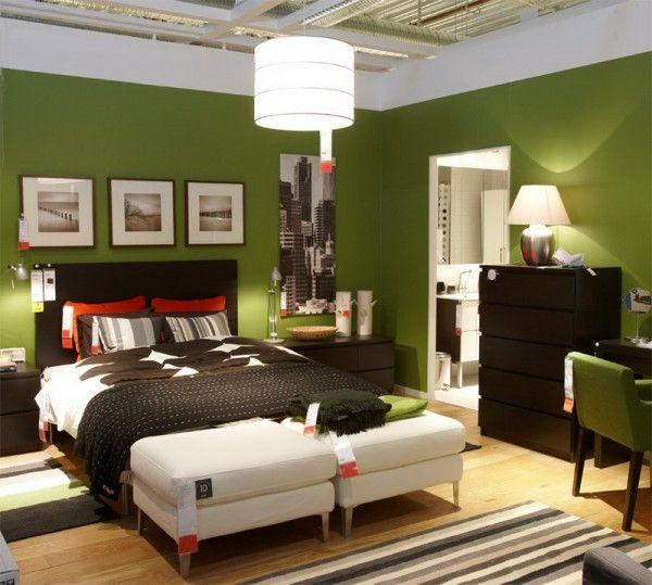 Men Bedroom Best Home Color Scheme Interior Design Ideas Page 2