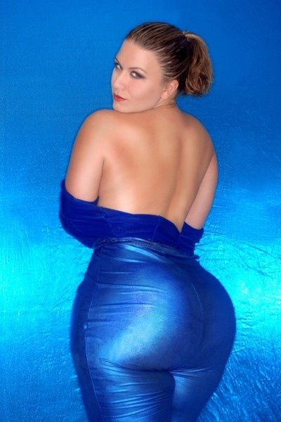 Pear shaped blue The Business of Plus Size women ...